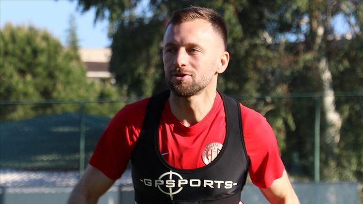 """Antalyaspor'da Hakan Özmert: """"Son düdüğe kadar pes etmeyeceğiz"""""""
