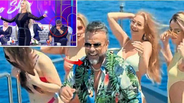 Bülent Serttaş yine gündemde! 'Didem'e bakmadı ama kızları soydu'