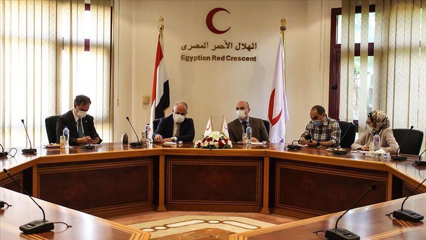 Türk Kızılay Başkanı Kınık'tan 'Refah Kapısı' açıklaması: 'Mısır ile mutabakat sağladık'