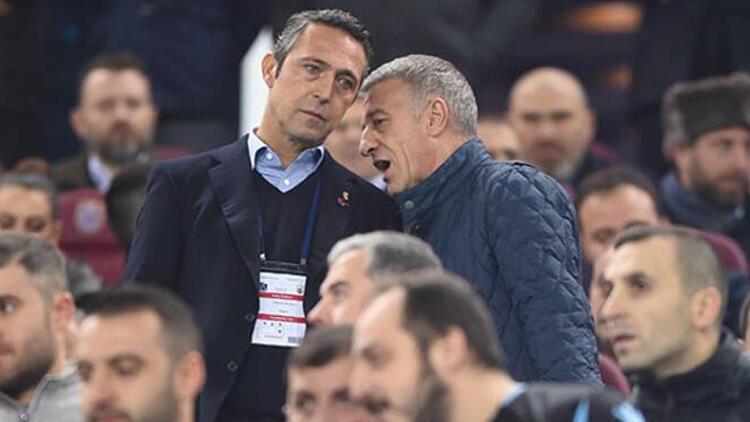 Fenerbahçe ile Trabzon'un 3 Temmuz düellosu