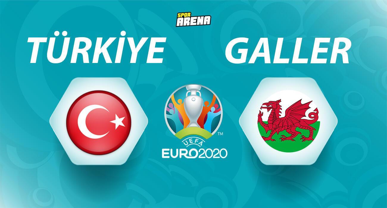 Türkiye Galler maçı ne zaman saat kaçta? Milli maç hangi kanalda? - Spor Haberleri