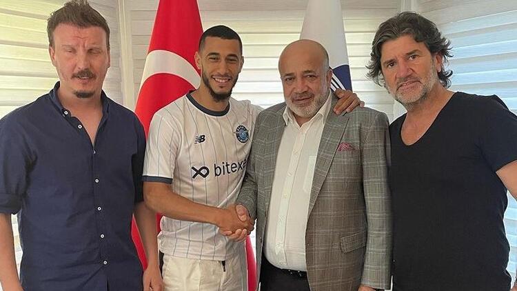 Son Dakika: Younes Belhanda resmen Adana Demirspor'a transfer oldu! Sözleşme detayları...