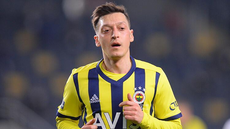 Özil in Fenerbahçe