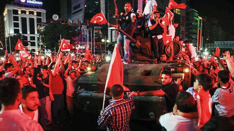 15 Temmuz Demokrasi ve Milli Birlik Günü'nde Türkiye tek ses oldu - Son  Dakika Haberleri İnternet