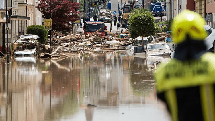 Son dakika.... Almanya'da sel felaketi: 30 kişi kayıp! - Dünyadan Haberler