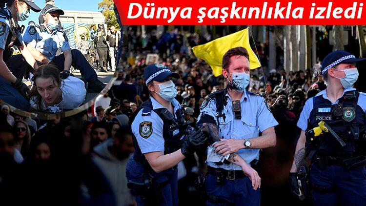 Delta-Protest in Australien: Mehrfache Festnahmen!