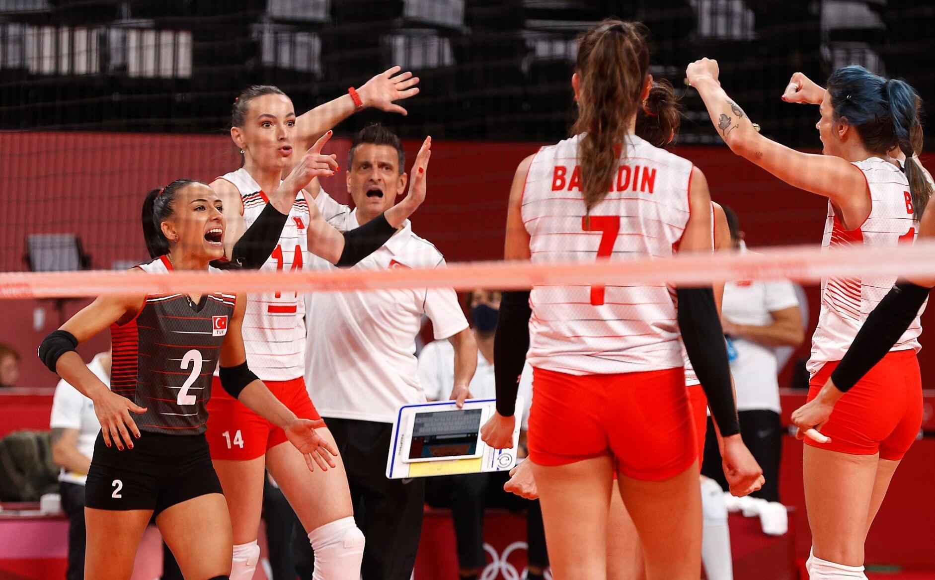 Türkiye Voleybol Maçı