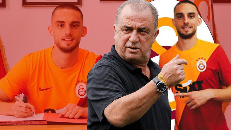 Son Dakika: Galatasaray 7. transferini KAP'a bildirdi! 5 yıllık anlaşma...
