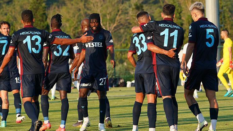 Trabzonspor'un Konferans Ligi'ndeki rakibi belli oldu