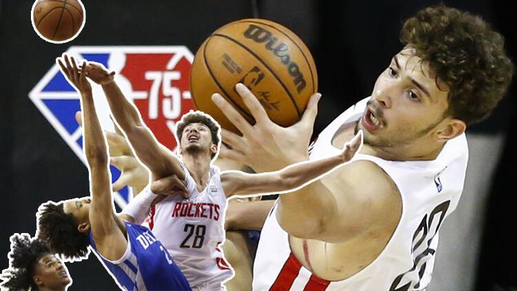 NBA'de Alperen Şengün şov devam ediyor! - Son Dakika Spor Haberleri