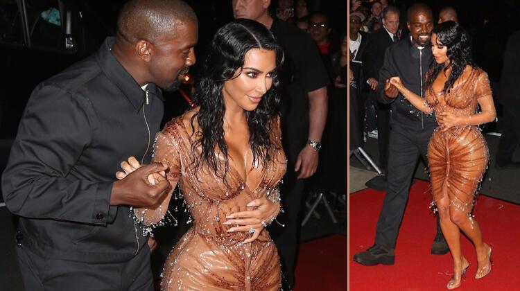Kim Kardashian- Kanye West: İki çocuğun üstüne aldatmış