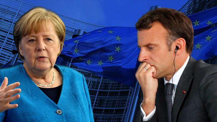 Avrupalıların tercihi Macron değil Merkel! - Dünyadan Haberler
