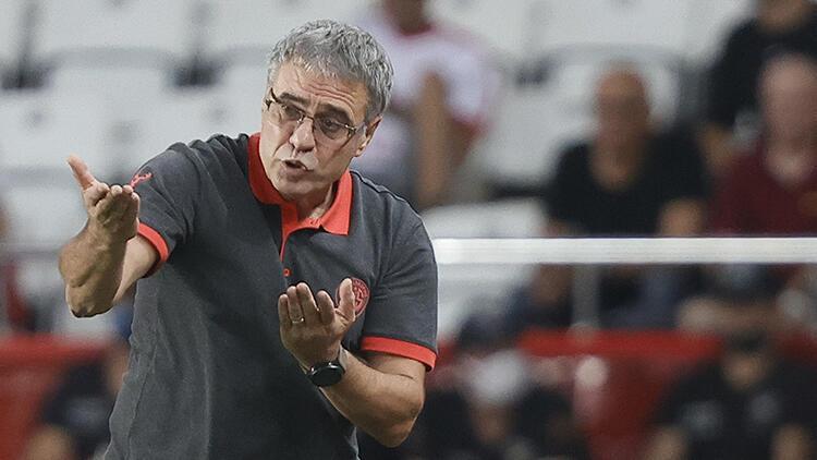Antalyaspor-Beşiktaş maçında Ersun Yanal'a istifa çağrısı! - Son Dakika Spor Haberleri