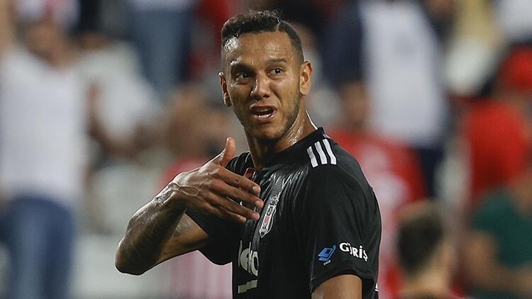 Josef de Souza: Biz Beşiktaş'ız, bunu gösterdik - Hürriyet