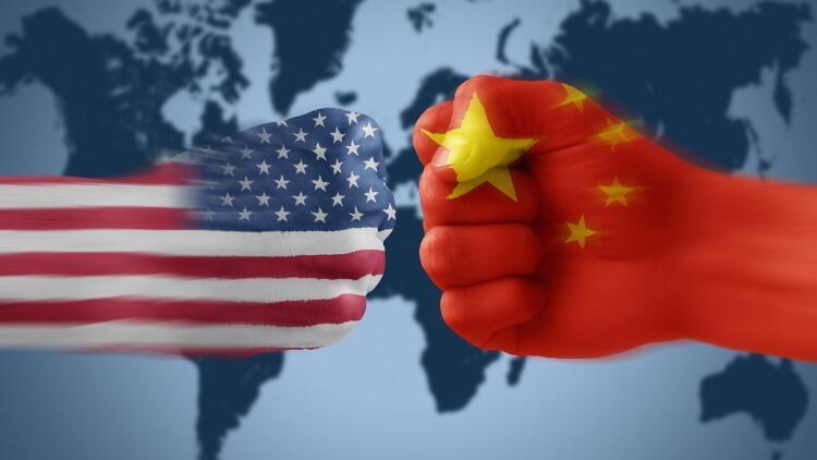 GRAFİK | Yeni dünyanın teknolojik soğuk savaşı! ABD mi önde Çin mi? - Haberler