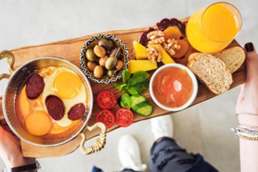 Sağlıklı Bir Kahvaltıda Bunlara Dikkat Edin!