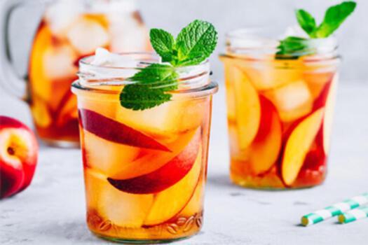 Serinleten Lezzet: Buzlu Yeşil Çay Tarifi