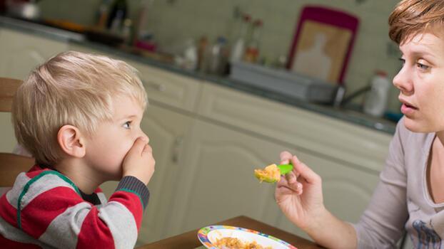 İştahsız çocuğa yaklaşım nasıl olmalıdır?