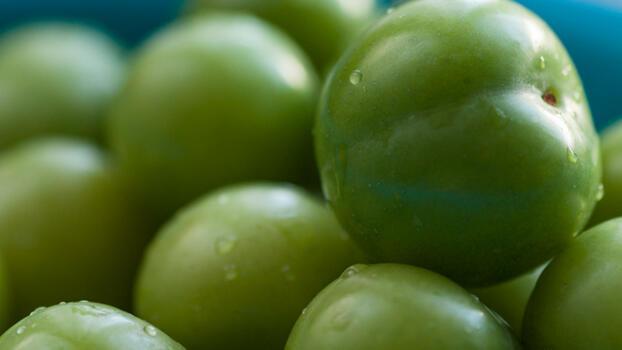 Yeşil eriğin vücuda etkileri
