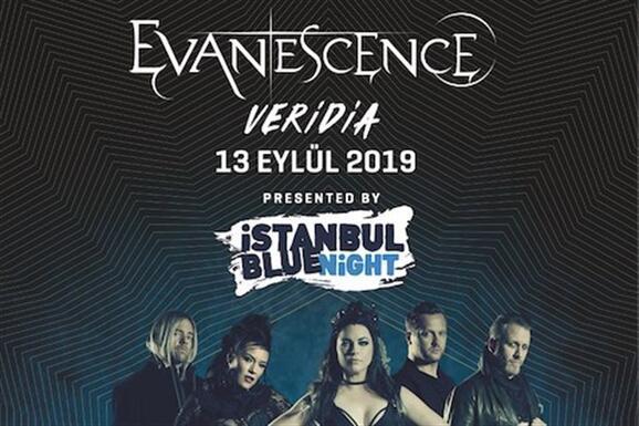 Yeni Albümü ile Evanescence Volkswagen Arena'da