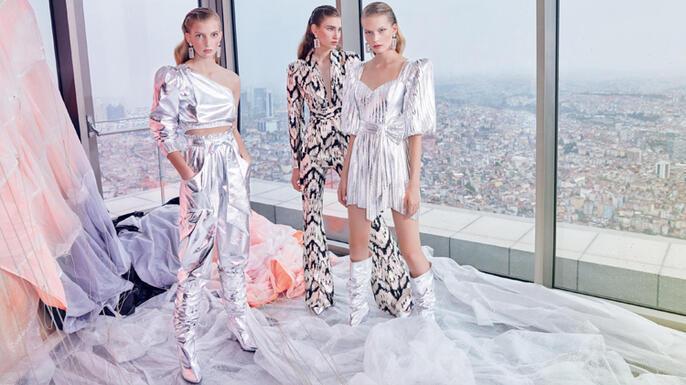 Raisa&Vanessa for Trendyol Yeni Koleksiyonunu Sunar: Midnight Call