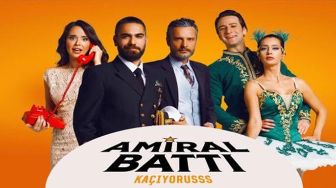 'Amiral Battı Kaçıyorusss' İzmir'de Seyirciyle Buluşuyor!