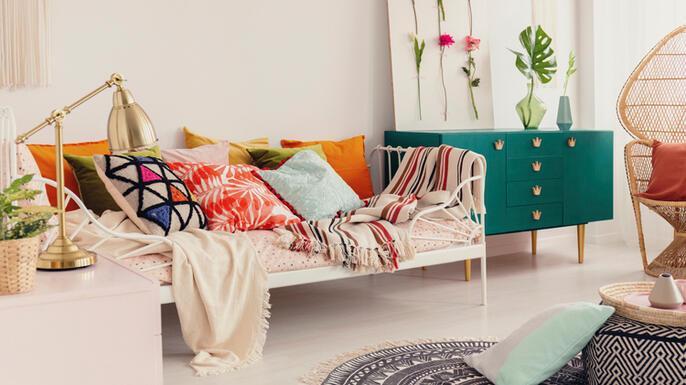Evinizin Boş Odası İçin Dekorasyon Önerileri