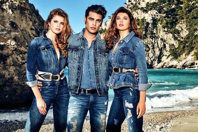 Guess Jeans Sonbahar Kış 2019 Koleksiyonu