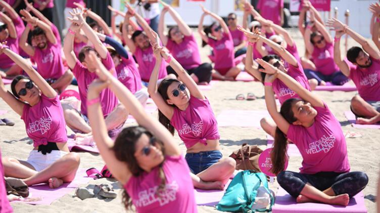 İyi Yaşamak Hepimizin Ortak Hayali: Global Wellness Day