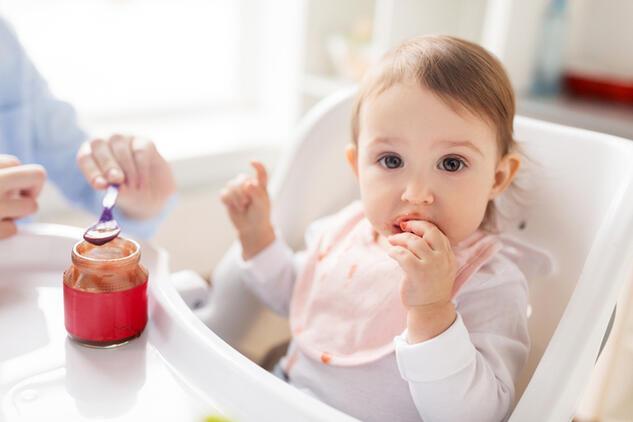 Uzun süre püre yiyen bebeklerde o problem görülüyor