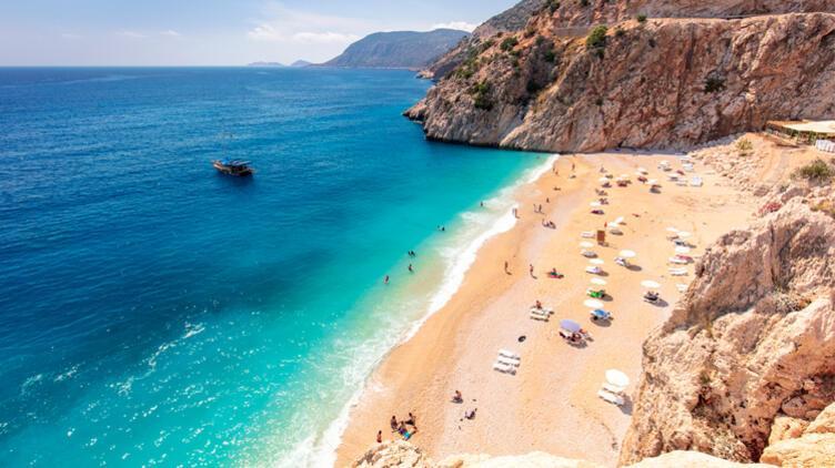 Gel Gidelim Güneylere: Ege ve Akdeniz'de Görülmesi Gereken 7 Muhteşem Plaj