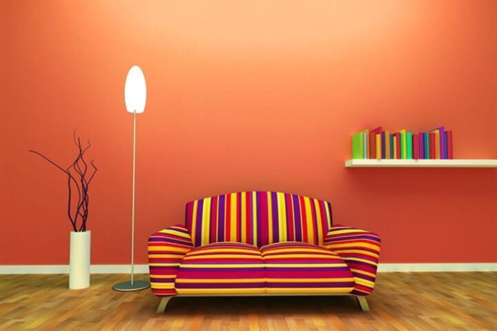 Oturma Odanız İçin Duvar Dekorasyonu Fikirleri