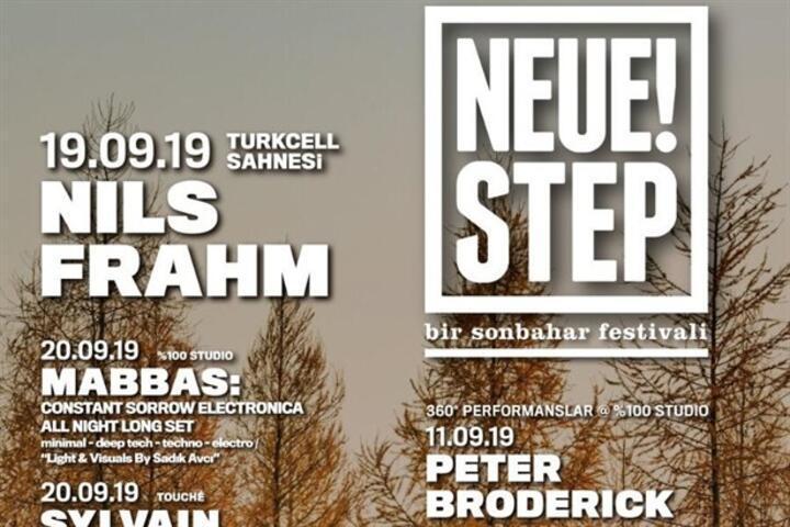 Zorlu PSM'nin Yeni Festivali 'Neue! Step' Başlıyor