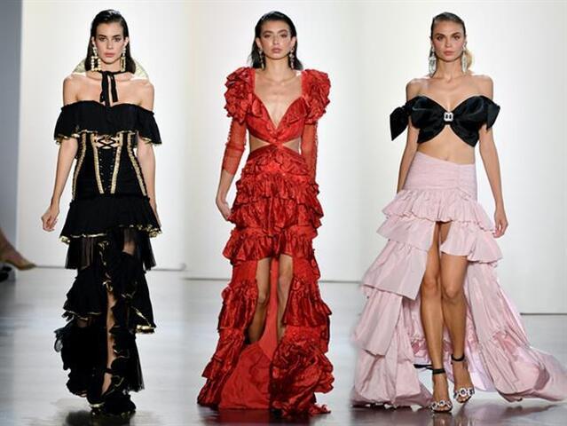 RaisaVanessa, New York Moda Haftası'nda