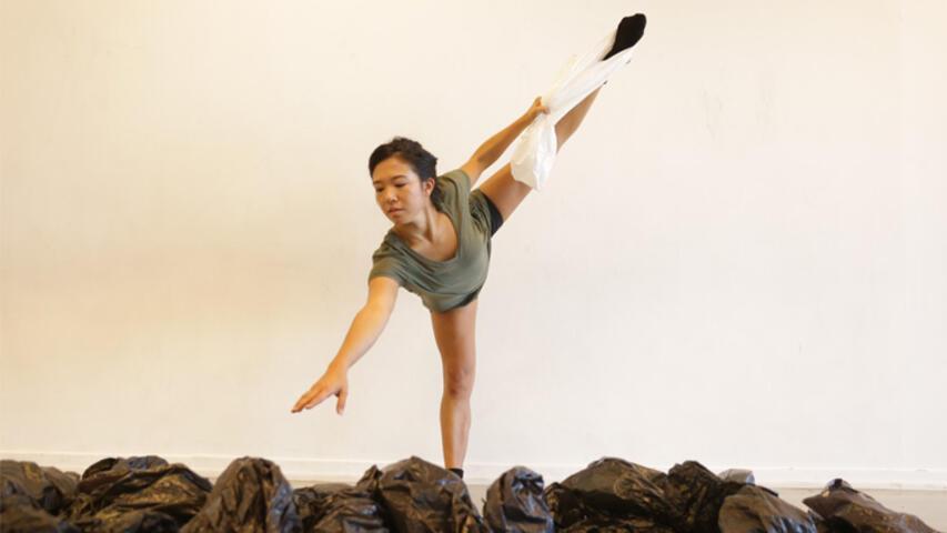 Nikki Holk, Akbank Sanat Dans Atölyesi'nde