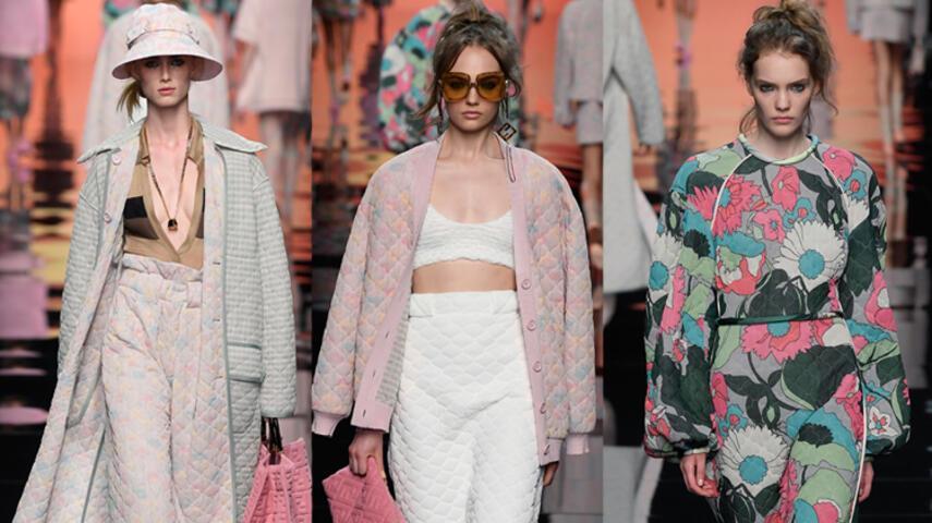 FENDI 2020 İlkbahar-Yaz Koleksiyonu