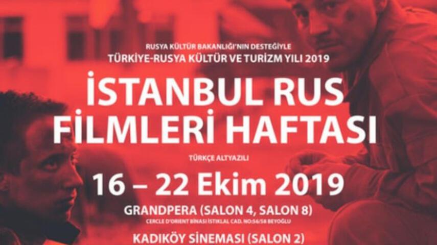 Rus Filmleri İstanbul İle Buluşuyor