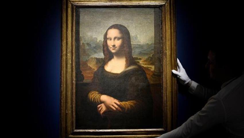 Kopya Mona Lisa'ya 600 bin dolar