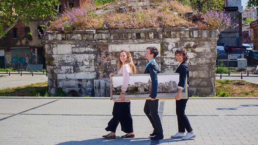 'İstanbul'dan' Grubu Caz Günleri'nde