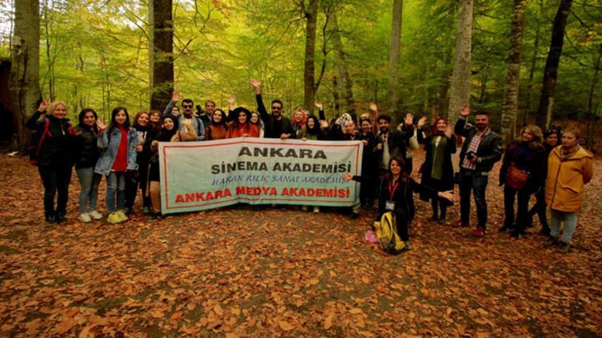 Fotoğraf Sevdalıları Ankara'da Fotoğrafçılığın Püf Noktalarını Öğreniyor