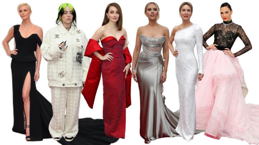 Oscar Ödülleri Kırmızı Halı: Kim Ne Giydi?