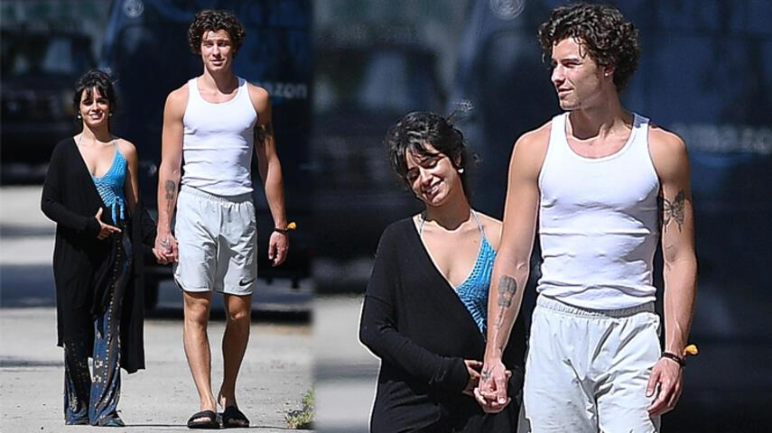 Karantinada Aşıkları: Camila Cabello & Shawn Mendes