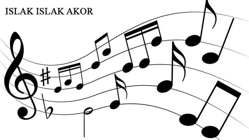 Cem Karaca - Islak Islak akor ve gitar ritimleri