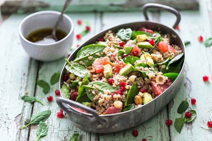 Sofralardan Eksik Olmasın: 10 Yaz Salatası Tarifi