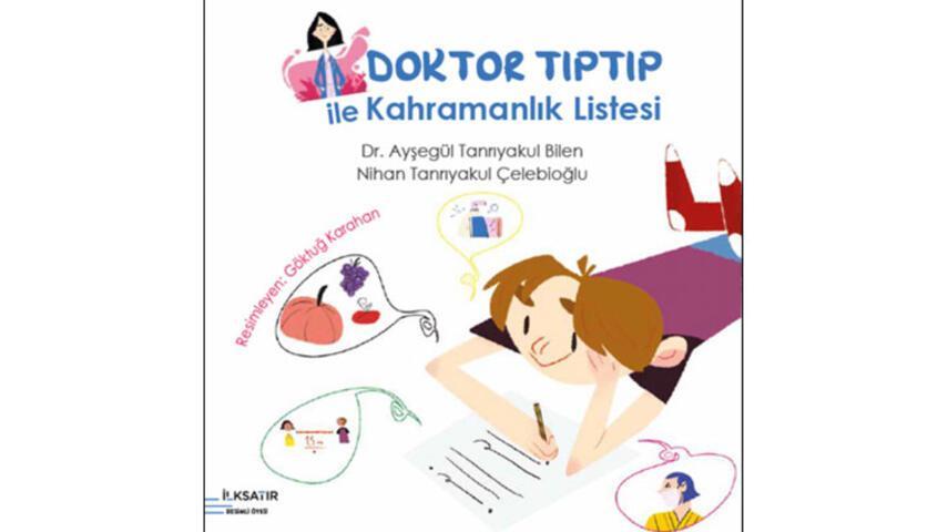 Çocukları Virüse Karşı Bilgilendiren İlk Kitap Raflarda!