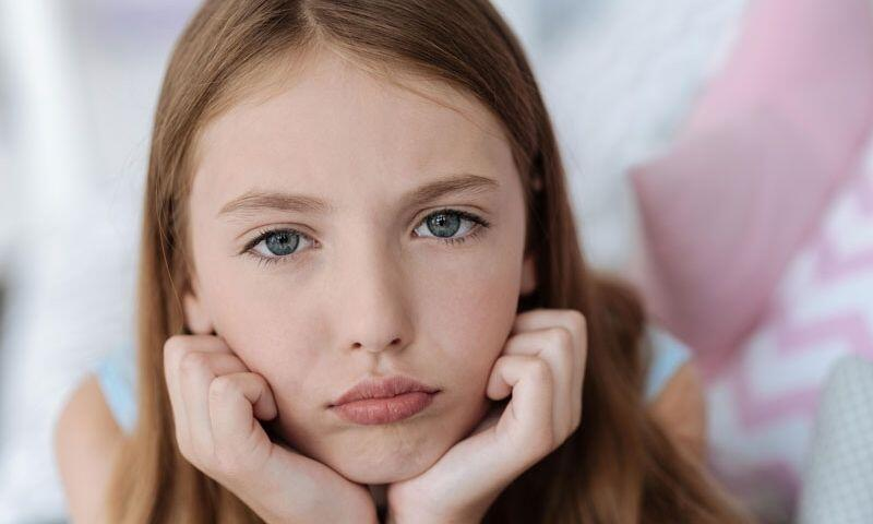 Çocuklardaki duygusal travma ve stres ergenliği geciktiriyor