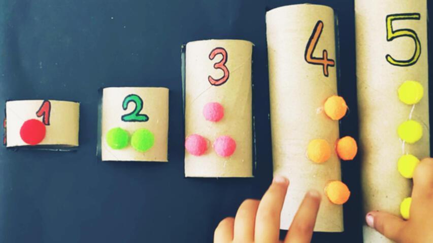 Sayılar çocuklara nasıl kolay öğretilir?