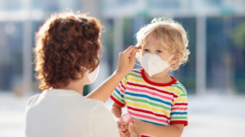 Yüz yüze eğitim öncesinde çocukları maske takmaya teşvik etmenin yolları