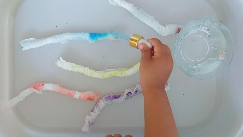 Çocuklar için aktivite: Minik tırtıllar iş başında!