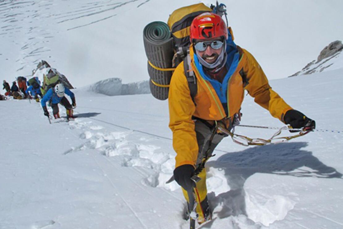 Annapurna'ya çıkarken sağ kalma ihtimali yüzde 50